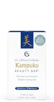 Dr. Ohhira's Probiotic Kampuku™ Beauty Bar