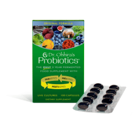 Dr. Ohhira's Probiotic Supplements
