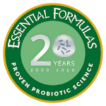 20 Year Proven Probiotic Award