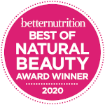'Best of Natural Beauty' Award 2020