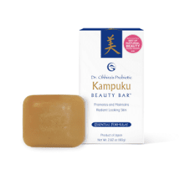Dr. Ohhira's Probiotic Kampuku Beauty Bar
