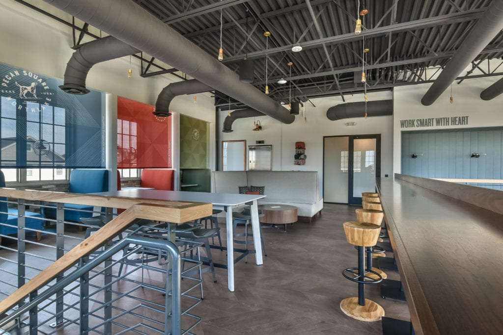 Pecan Square Co-working Space