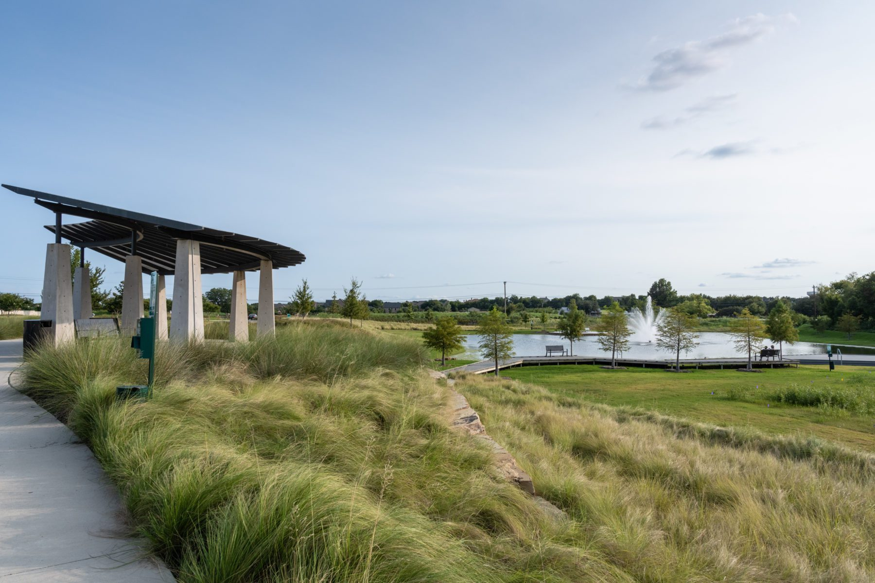 parks, trails, & green spaces