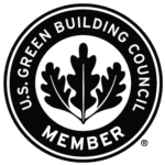 Our Composite fencing is LEED Point Certified