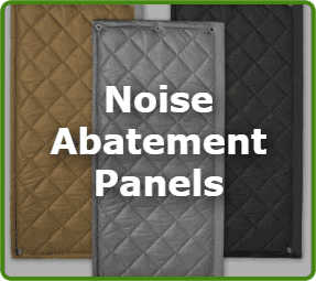 Noise Abatement Panels