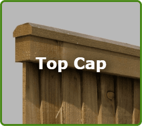 Fences Top Cap