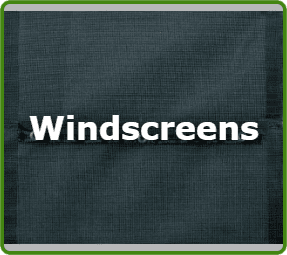 Windscreens for fences