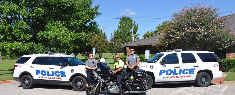 weatherford police