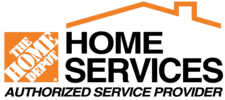 Home depot authorized provider