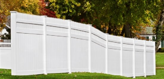 What Colors Are Best For Vinyl Fences In Texas What