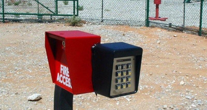 Gate Openers Amp Access Control Buzz Custom Fence