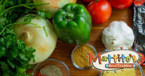 tex mex ingredients